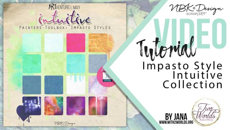 Find the Collection herehttps://www.oscraps.com/shop/NBK-Design/ Find the styles here https://www.oscraps.com/shop/Intuitive-Painters-Toolbox-impasto.html