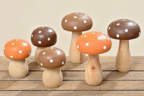 3 Stk Fliegenpilz Holz sortiert Dekopilz Herbstdeko Pilze Holzpilze Fliegenpilze natur braun orange Unbekannt http://www.amazon.de/dp/B013WWF8QI/ref=cm_sw_r_pi_dp_dRTJwb17G6YPG