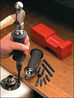 Impact Driver Set - Woodworking