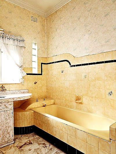 16 best Art Deco Bathrooms images on Pinterest | Art deco bathroom ...
