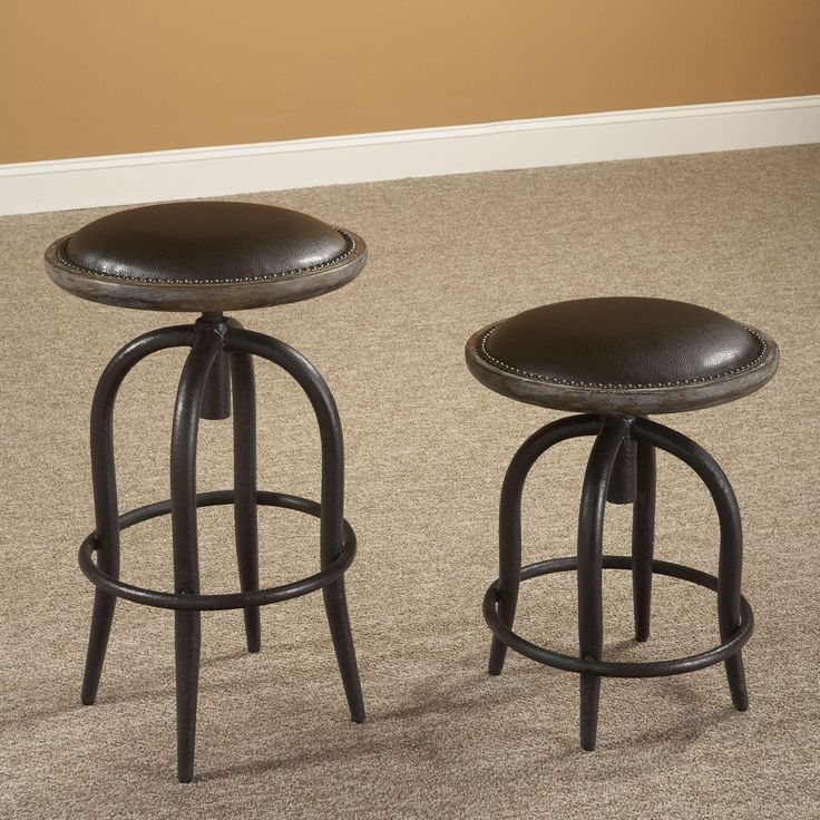 Lovely Set Of Bar Stools Weblabhn Com