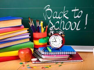 Μικρή Αγκαλιά: Back to school - Επιστροφή στα θρανία!!!