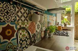Cozinhas mediterrânicas por Kolory Maroka