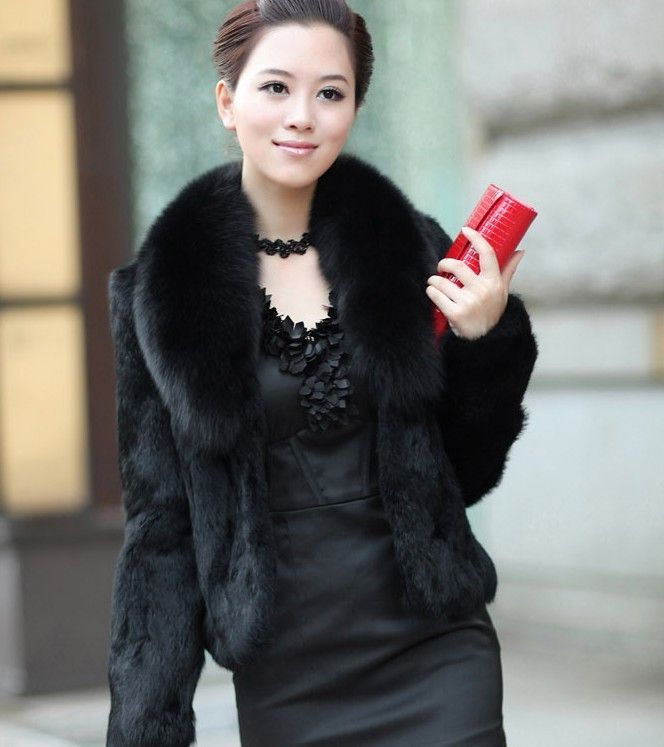 557 best Asian in furs images on Pinterest | Furs, Faux fur coats ...