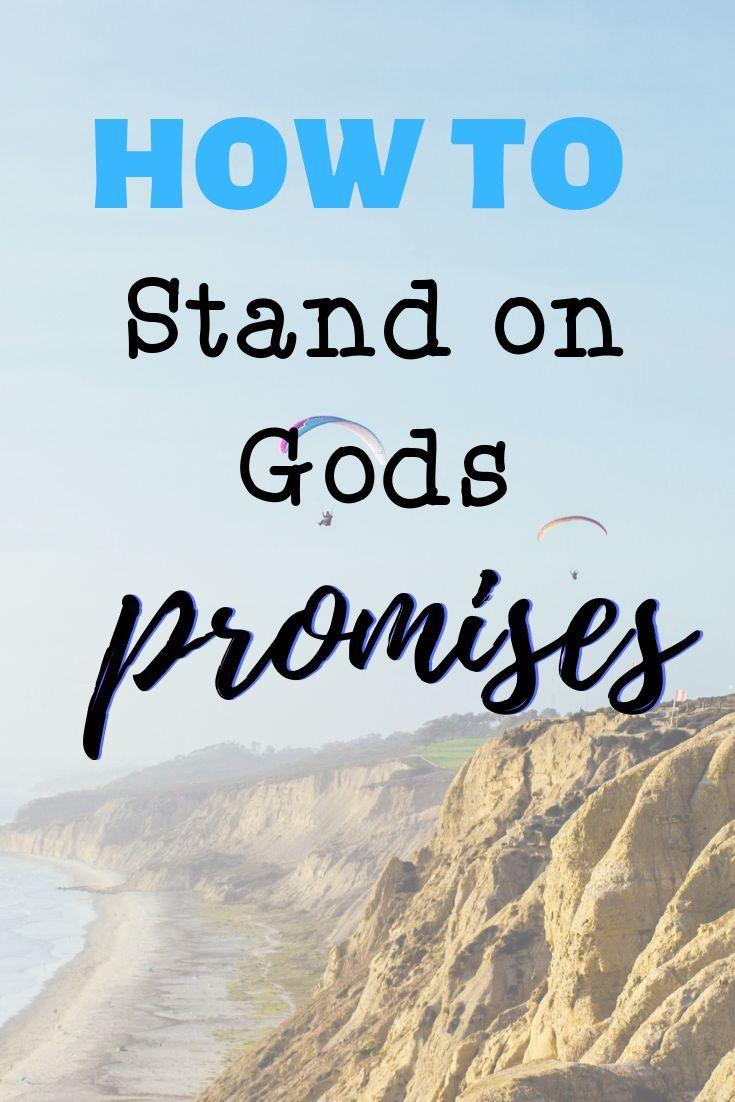 7 Ways to Make God's Promises Come Alive – Elouise Jones