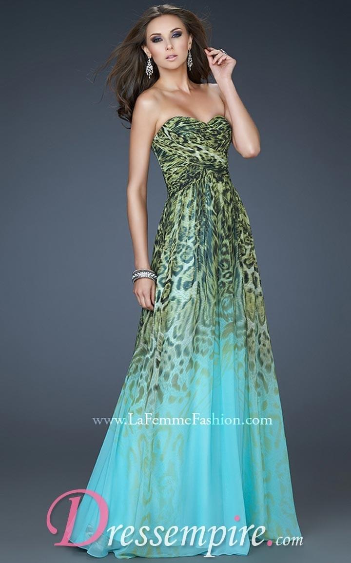 8 besten Ombre Dresses Bilder auf Pinterest | Homecoming kleider ...