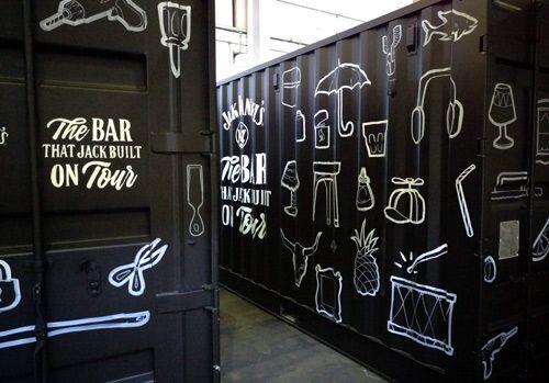 Jack Daniel's Container Collaboration