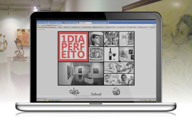 2ª edição Catálogo Aka Arte - Num Dia Perfeito | Indiegogo