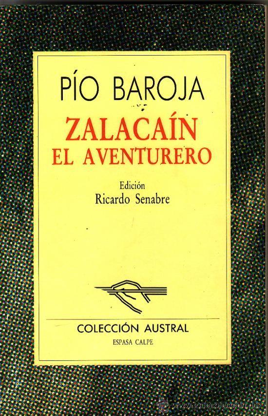 Zalacaín el aventurero | PÍO BAROJA