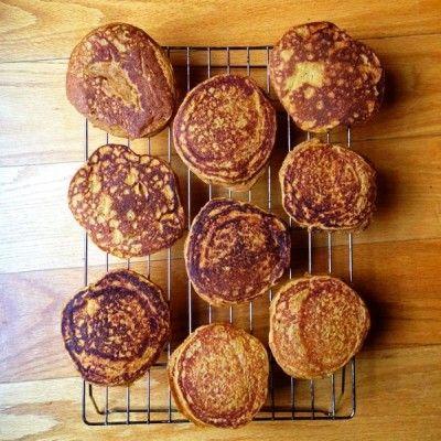 Homemade Frozen Pancakes in 5 Easy Steps.