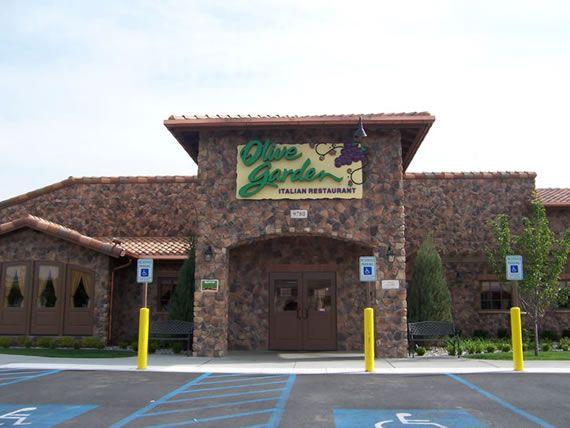 Olive Garden in Spokane, Washington