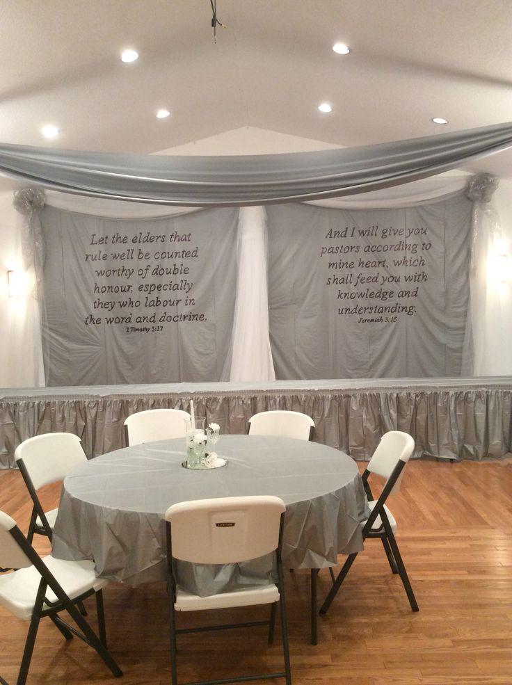pastors 25th anniversary celebration ideas | just b.CAUSE