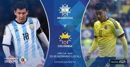 Ver Argentina vs Colombia en Vivo - Copa América 2015 | FutAdiccion TV - Partidos de hoy fútbol en Vivo