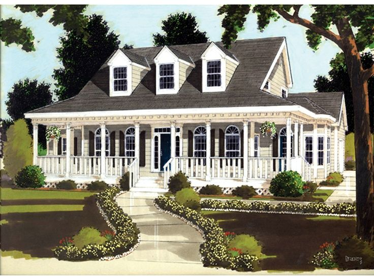 77 best images about beautiful plantation homes on Southern plantation home plans