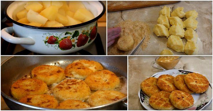 Ha van otthon egy kis krumpli és sajt, fenséges ételt készíthetsz belőle!