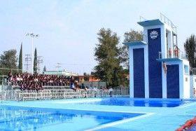 Inauguran Fosa de Clavados del Polideportivo del ITO