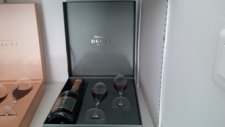 Deutz Glass gift pack