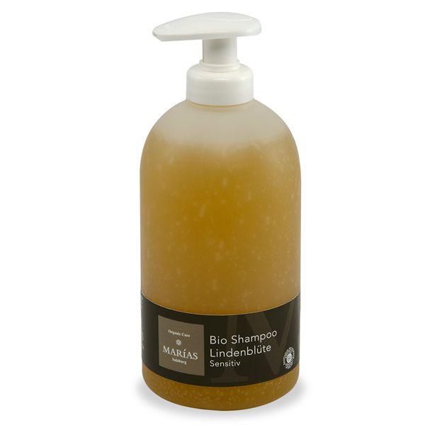 Shampooing Bio Lindenblüte sensibles, 500 ml