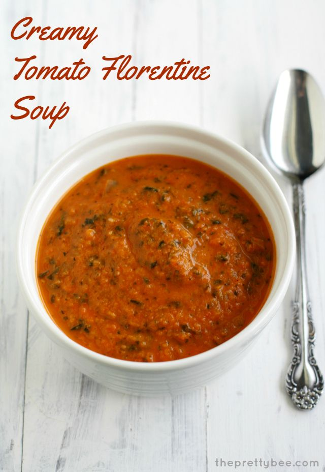 how to make fresh tomato soup in a soup maker