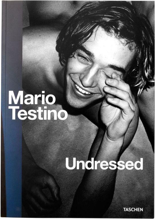 Knihy plné skvělých fotografií | Mario Testino - Undressed | Marianne