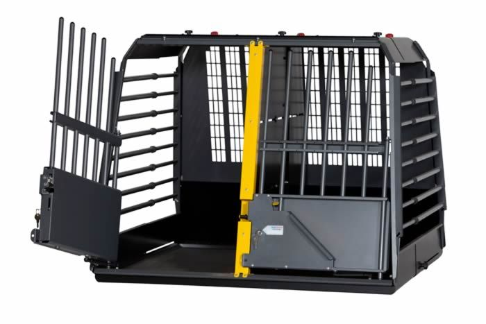 Variocage Safe Double Heavy Duty Dog Travel Crate