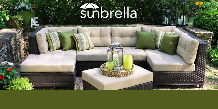 Sunbrella Outdoor Furniture - Best Paint to Paint Furniture Check more at http://cacophonouscreations.com/sunbrella-outdoor-furniture/