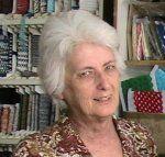 Judy Steenbeeke in Leenova Craft Shop