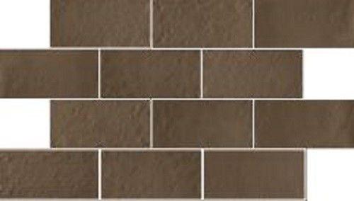 #Emilceramica #Brick Design Moka 12,5x25 cm 13KA6 | #Feinsteinzeug #Cotto Effekt #12,5x25 | im Angebot auf #bad39.de 27 Euro/qm | #Fliesen #Keramik #Boden #Badezimmer #Küche #Outdoor