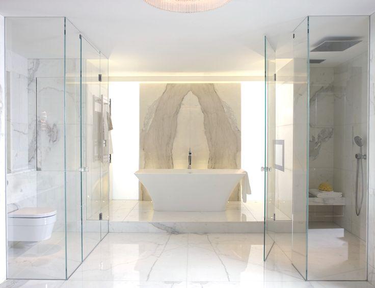 Best 25 luxury apartments london ideas on pinterest for Bathroom interior design london