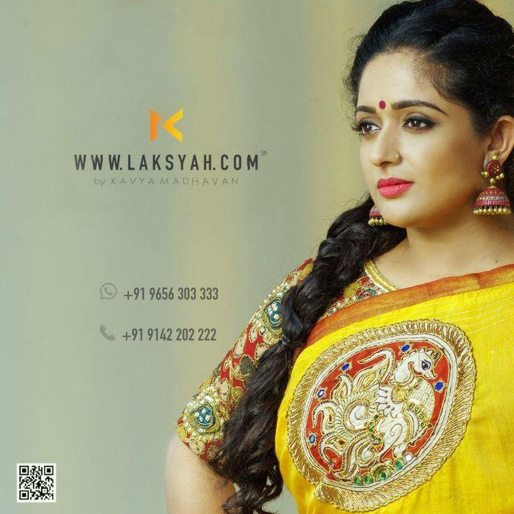 VARNA #Laksyah #Kalamkari #Hand_Painted #Organic #Bhagalpur #Silk #Saree