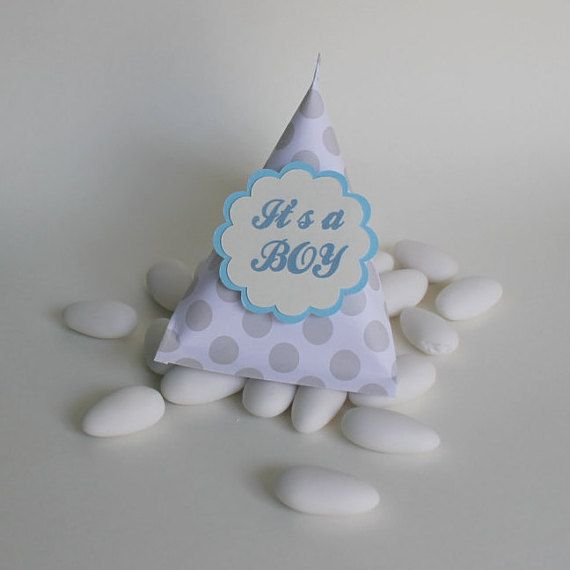 20 Jordan package for baby boy baptism / Sacchetto di PickaPack