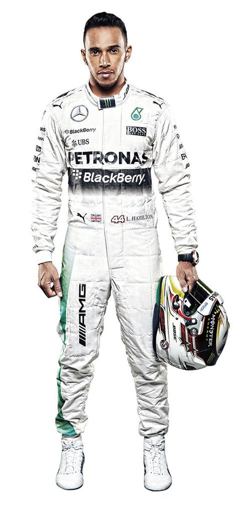 Lewis Hamilton - Driver MERCEDES AMG PETRONAS FORMULA ONE TEAM – LIFESTATIX