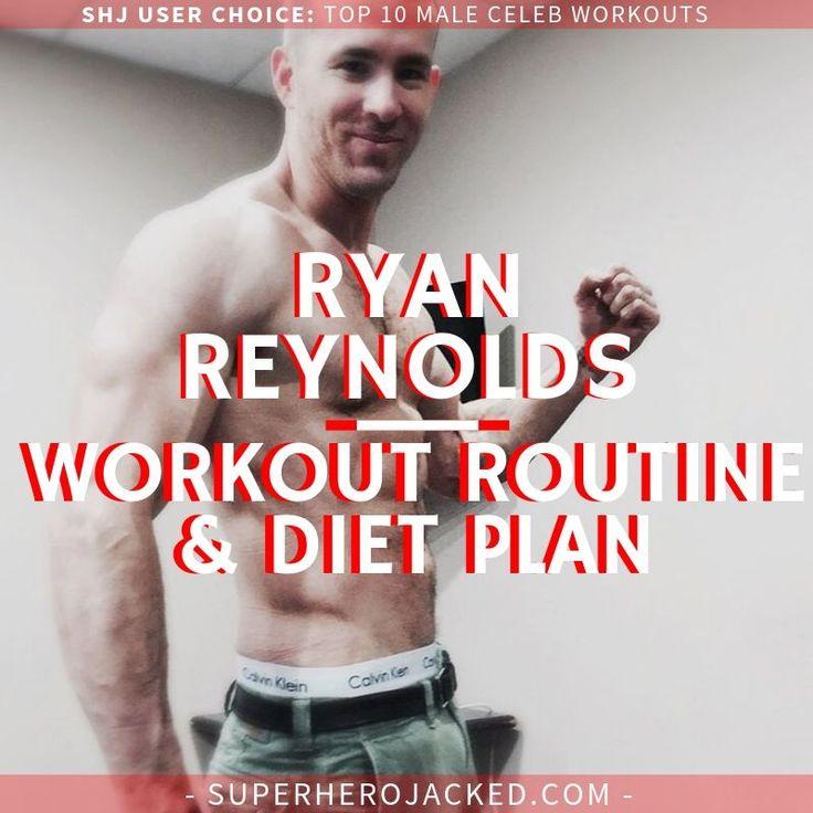 Ryan Reynolds Workout Routine and Diet [Updated] Train