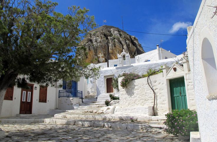 Beautiful chora, Amorgos