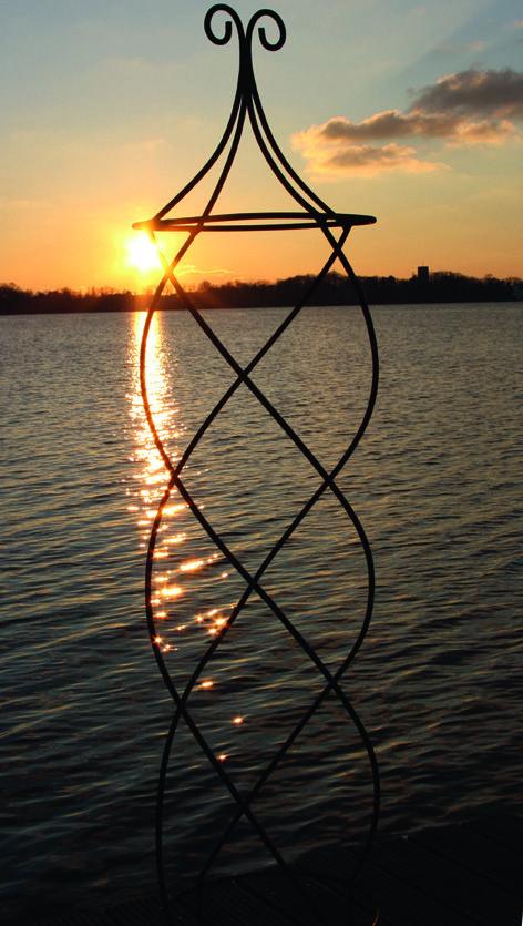 die besten 25+ obelisken ideen auf pinterest | gitter ideen, weide, Gartenarbeit ideen