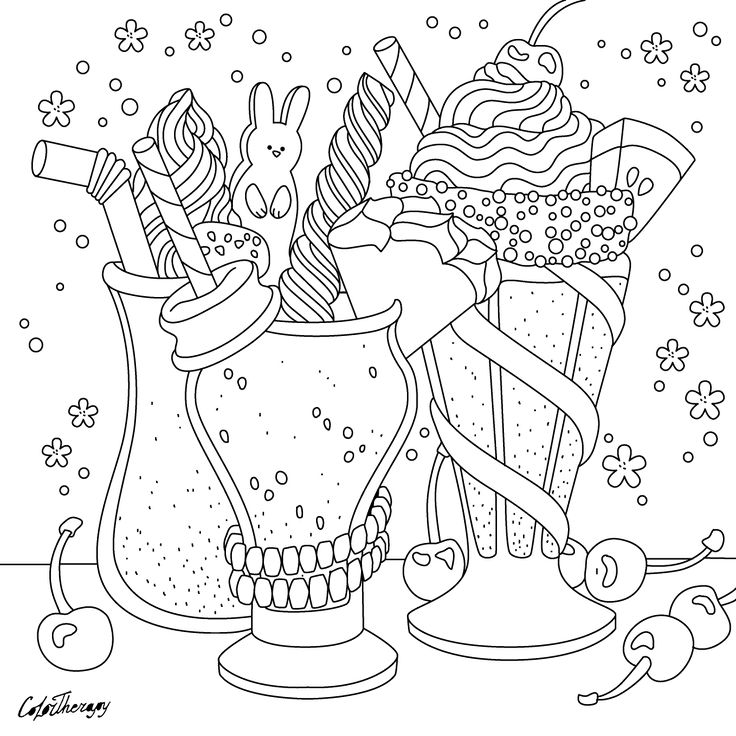The sneak peek for the next Gift of The Day tomorrow. Do you like this one? #milkshake ••••••••••• Don't forget to check it out tomorrow and show us your creative ideas, color with Color Therapy: http://www.apple.co/1Mgt7E5 ••••••••••• #HappyColoring #GiftofTheDay #GOTD #ColorTherapyApp #coloring #adultcoloringbook #adultcolouringbook #colorfy #colorfyapp #recolor #recolorapp #coloring #coloringmasterpiece #coloringbook #coloringforadults