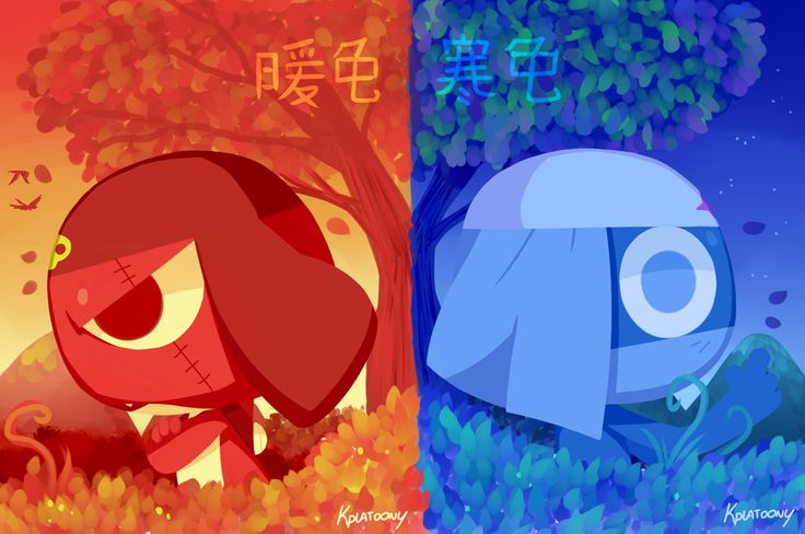 Warm Giroro - Cold Dororo by Kplatoony.deviantart.com on @DeviantArt