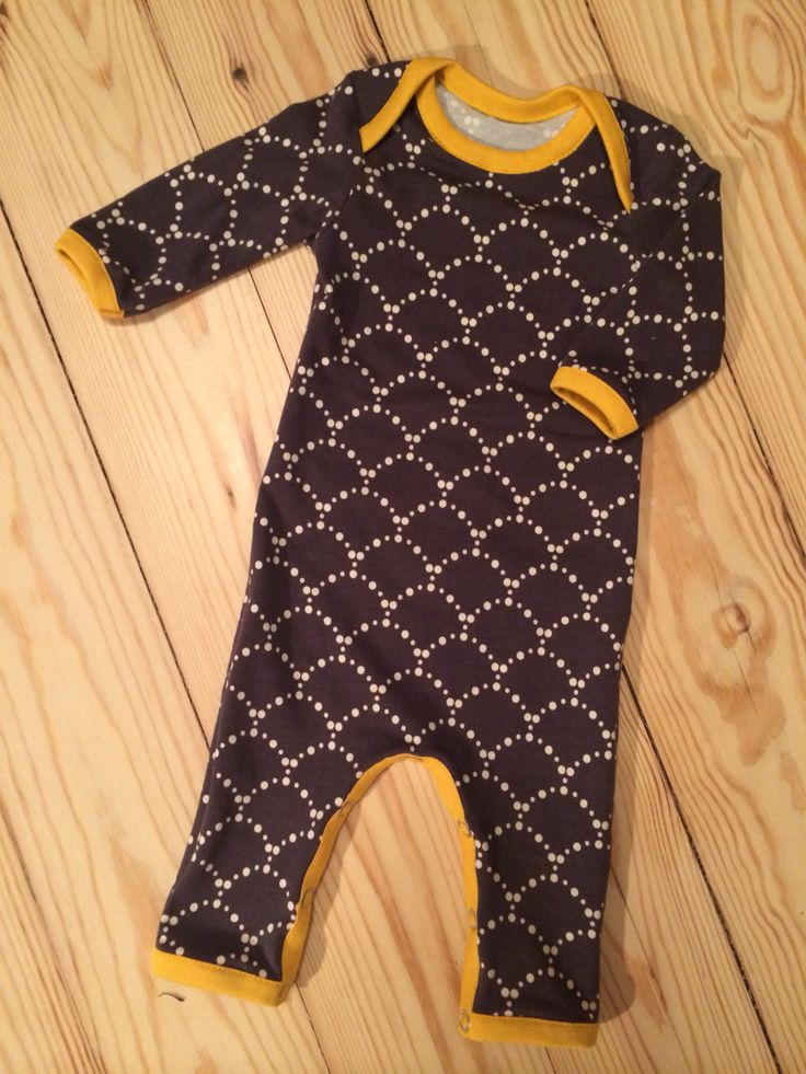 sy babytøj mønster gratis
