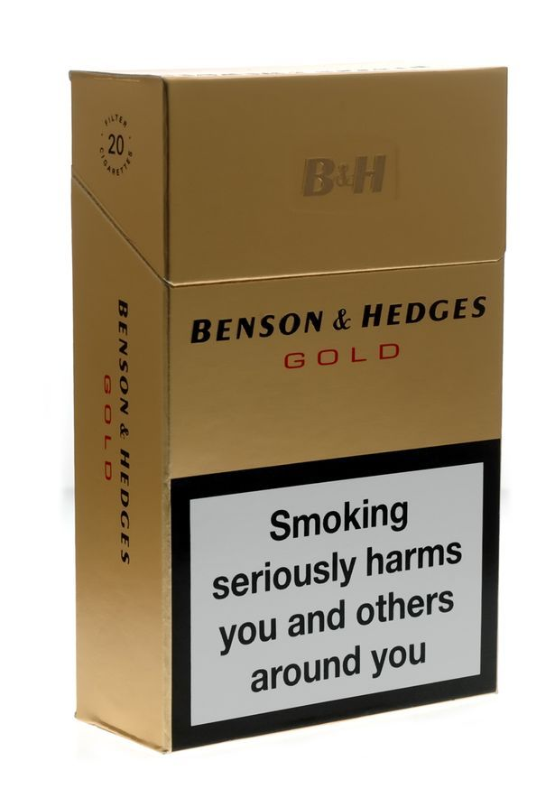 Who makes benson and hedges cigarettes quitting cigarettes symptoms