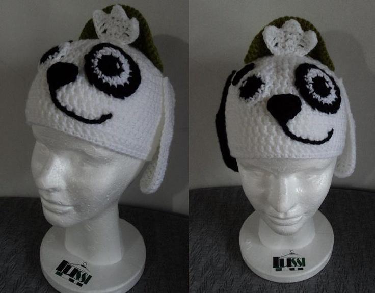 Gorro de Doki en crochet - Lussi Lu | Lussi Lu | Pinterest
