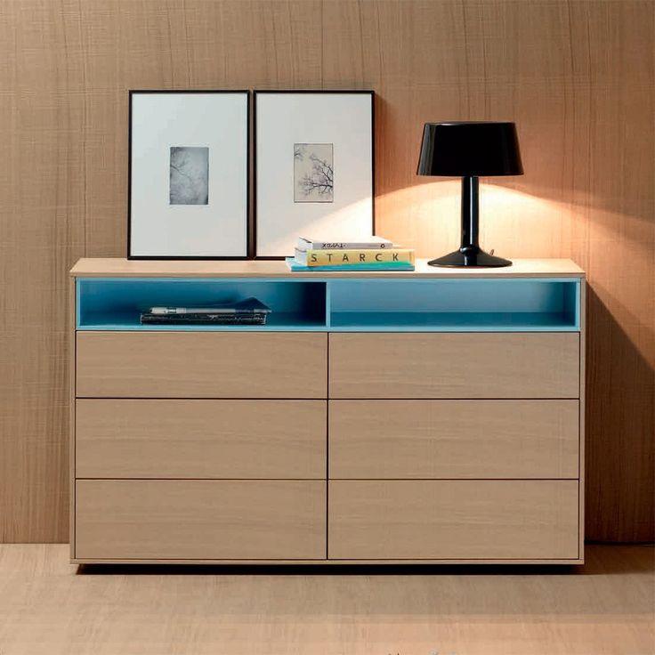 M s de 25 ideas incre bles sobre comodas dormitorio en for Muebles aparadores modernos