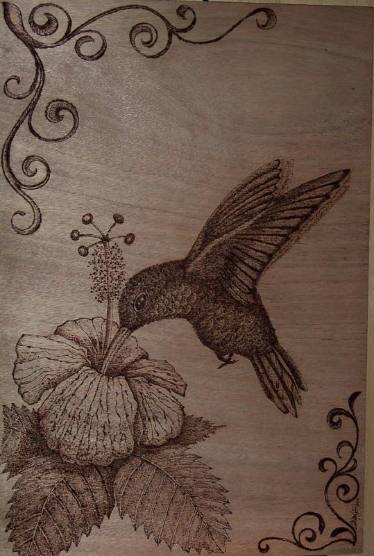 Tatouage Fleur Hibiscus Colibri Idee D Image De Fleur