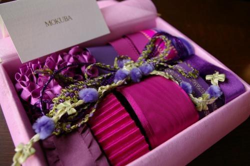 Mokuba ribbons
