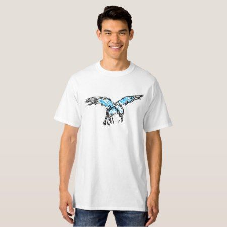 Electro crow T-Shirt - click to get yours right now!