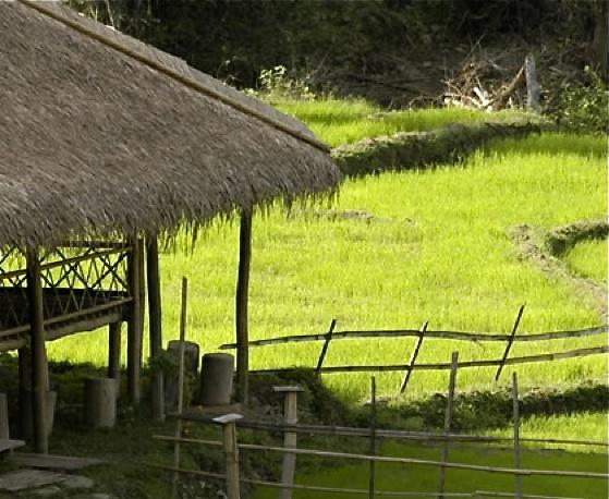 Laos Sustainable Hotel Kamu Lodge www.kamulodge.com
