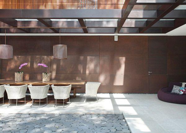 A Elegância do Brasil de Itiquira Casa | Home Design Amante