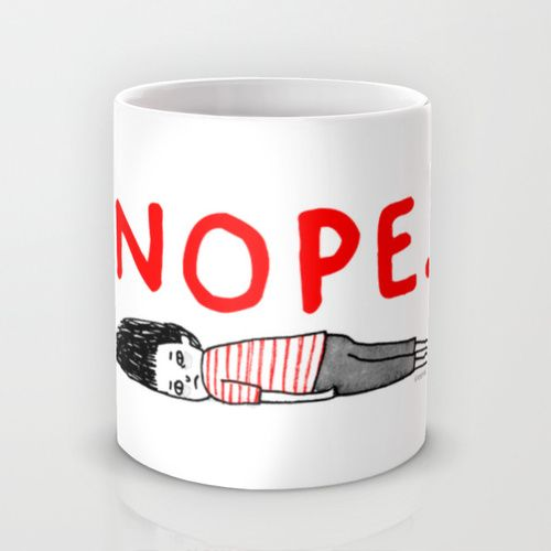 """That January Feeling"" Mug"