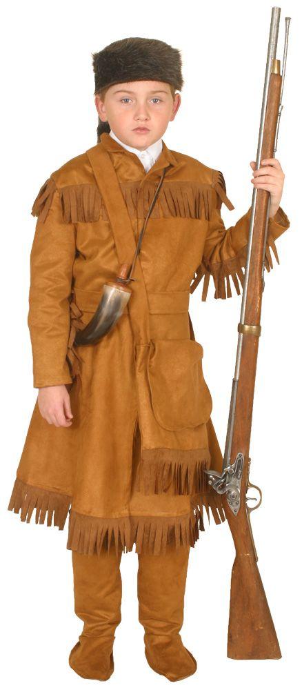 William Clark Costume William clark explorer costume