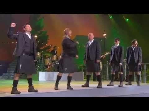 ▶ Celtic Thunder - Caledonia - YouTube