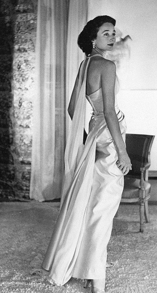 Ciao Bellísima - Vintage Glam; Jacqueline, Comtesse de Ribes